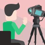 自撮り動画を上手に撮影するコツ!決め手は構図と照明
